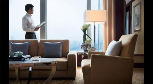 JW Marriott Hotel Shanghai Changfeng Park photo 35
