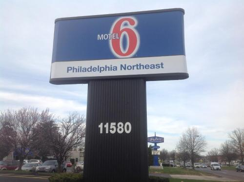 Motel 6 Philadelphia Northeast Photo