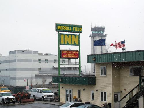 Merrill Field Inn - anchorage -