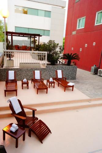 Courtyard Monterrey San Jeronimo Photo