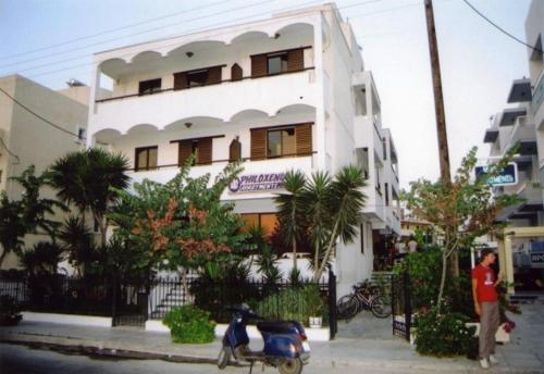 Philoxenia Hotel - 60 Ethnikis Antistaseos str. Greece