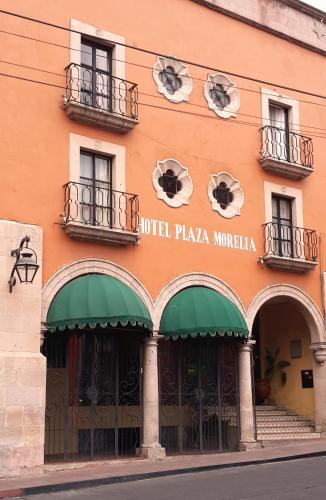 Hotel Plaza Morelia Photo