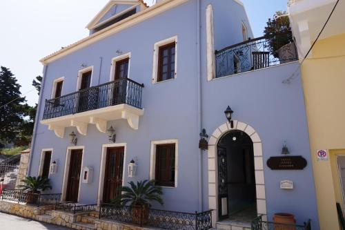 Faros Suites (Adults Only) - Fisk?rdhon Greece