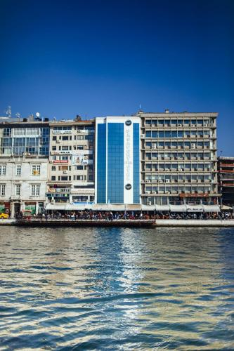 Izmir Pasaport Pier Hotel contact