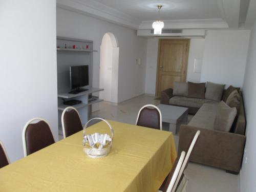Appartement Splendide Hammamet - hammamet - booking - hébergement