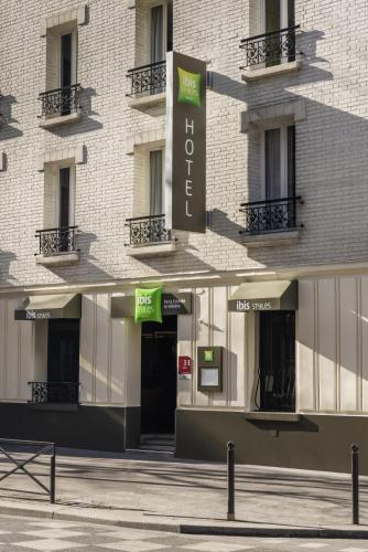 Ibis Styles Paris Crimée La Villette photo 10