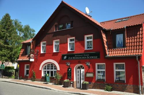 Hotel & Restaurant Mrkische Schweiz