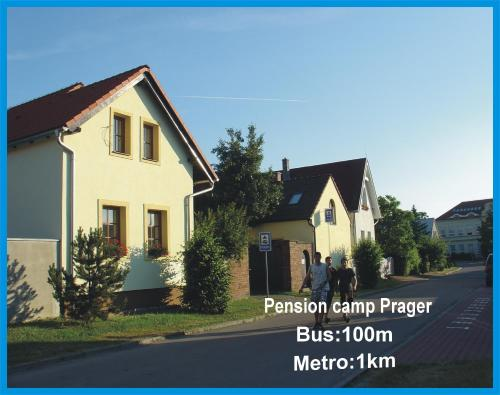 Pension Camp Prager - фото 0