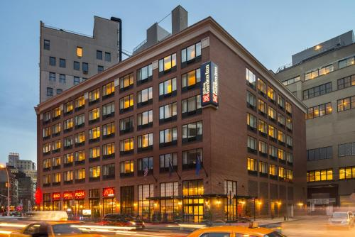 Hilton Garden Inn New York/Tribeca impression