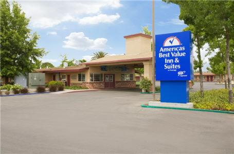 Americas Best Value Inn & Suites Oroville
