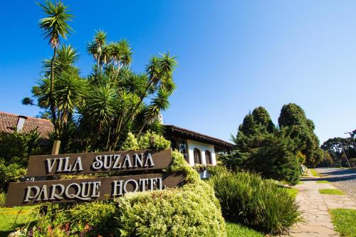 Vila Suzana Parque Hotel Photo