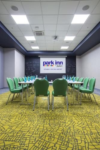 Park Inn By Radisson Istanbul Ataturk Airport photo 11