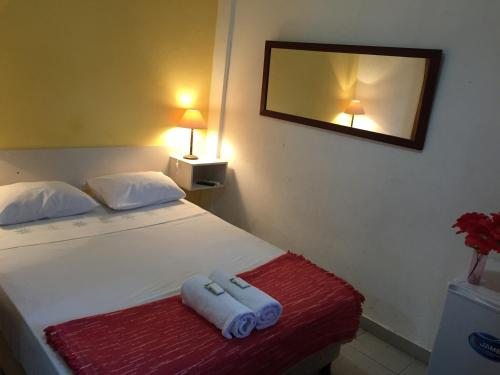 El Viajero Asuncion Hostel & Suites Photo
