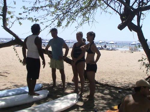 Tamarindo Surf Camp Percy Photo
