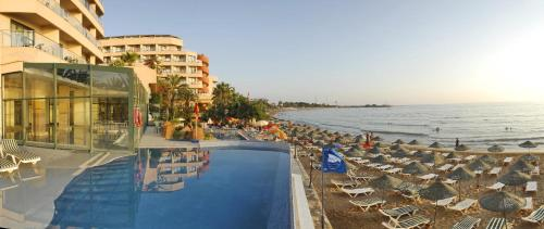 Avsallar Aska Just In Beach - All Inclusive ulaşım