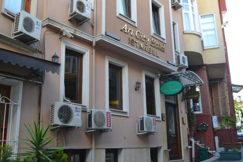 Istanbul Art City Hotel Istanbul adres