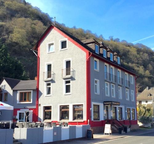 Гостиница «Winzerhaus Gartner - An der Loreley», Санкт-Гоар