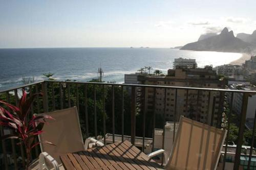 Stunning view 2bdrm apartment arpoador Photo