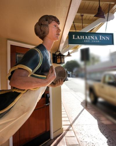 Lahaina Inn Photo