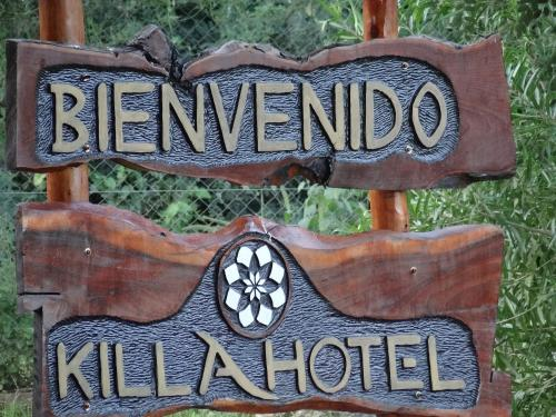 KILLA HOTEL Conciencia y Bienestar Photo