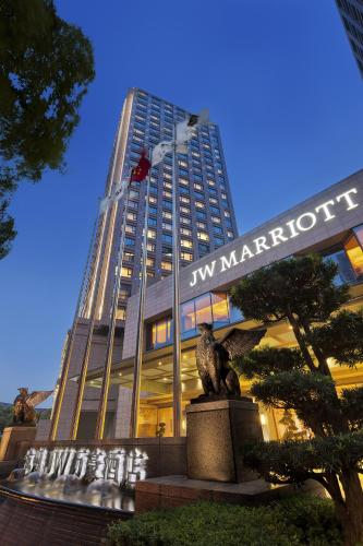 JW Marriott Hotel Hangzhou impression