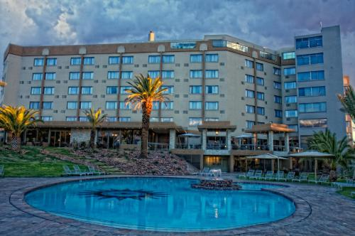 Safari Court Hotel - windhoek -