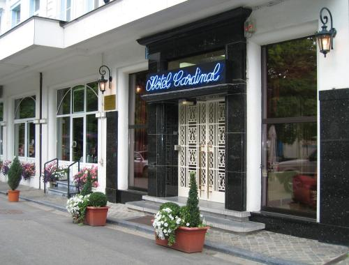 Hotel Cardinal Spa