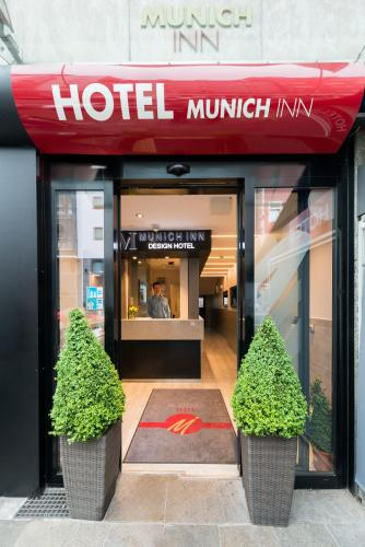 Hotel Munich Inn - Design Hotel Photo