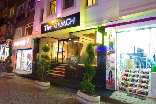 Istanbul The Coach Hotel adres
