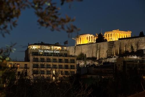 The Athens Gate Hotel - 10, Syngrou Avenue Greece
