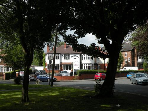 Photo of Park Crescent Hotel Hotel Bed and Breakfast Accommodation in Manchester Greater Manchester