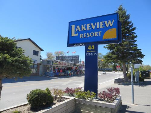 Lakeview Resort Motel Photo
