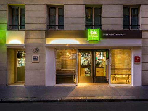 ibis Styles Paris Voltaire Republique photo 2