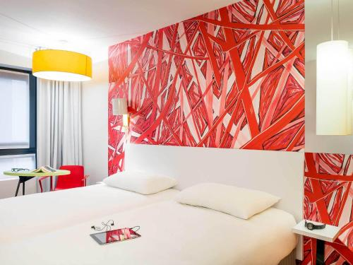 Гостиница «ibis Styles Paris La Defense Courbevoie», Корбевуа