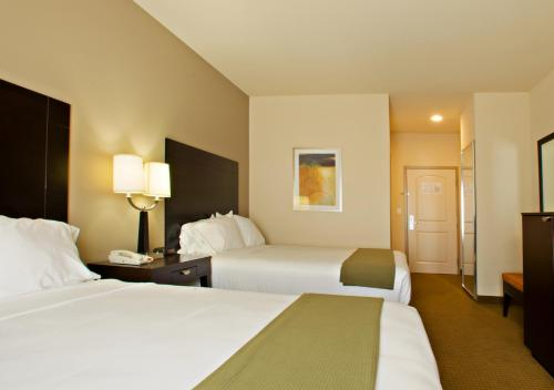 Holiday Inn Express Hotel & Suites Shamrock North Photo