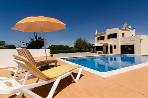 holidays algarve vacations Lagoa Villa Eucalipto