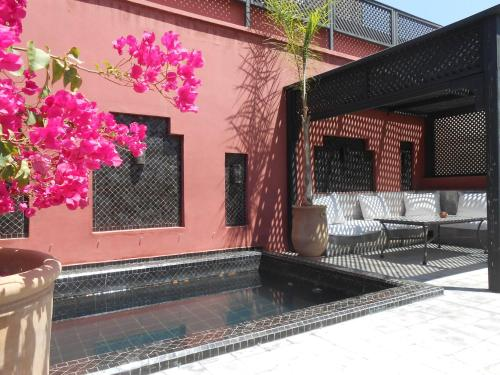 Origin Hotels Riad Alegria - marrakech -