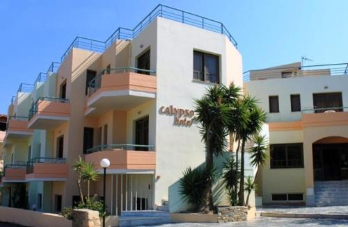 Calypso Hotel Apartments in chania - 2 star hotel