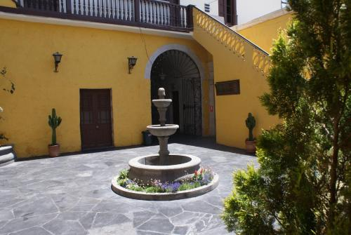 Flying Dog Hostel Arequipa Photo