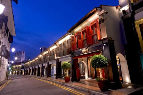 The Scarlet Singapore staycation