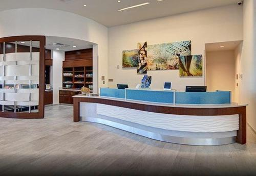 Springhill Suites By Marriott Dallas Plano/Frisco - Plano, TX 75024
