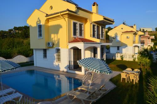 Fethiye New Age Villa Angel phone number
