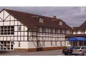 Photo of Six Hills Hotel Bed and Breakfast Hotel Accommodation in Leicester Leicestershire