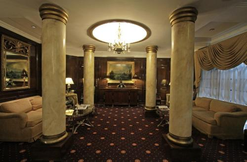Plaza Hotel Buenos Aires Photo