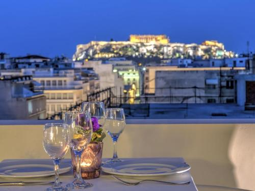 Polis Grand Hotel in athens - 4 star hotel