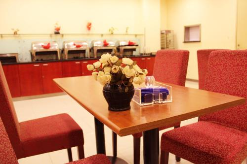 Hanting Express Hotel Beijing Lishuiqiao photo 7