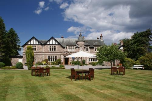 Photo of Ramnee Hotel Hotel Bed and Breakfast Accommodation in Forres Moray