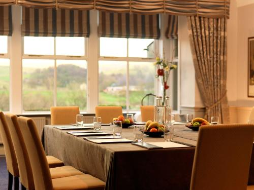 The Devonshire Fell Hotel, Burnsall Village, Skipton, Yorkshire Dales National Park, North Yorkshire, BD23 6BT, England.