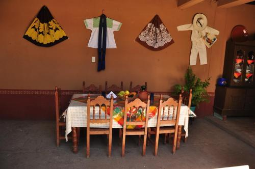 Hostal Purepecha Photo