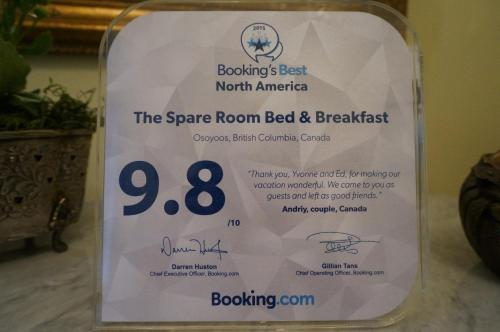 The Spare Room Bed & Breakfast Photo